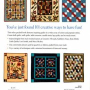101 Fabulous Small Quilts from Martingale