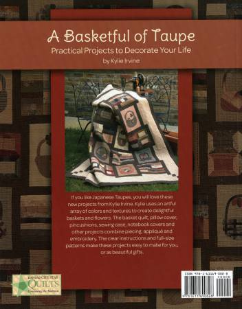 A Basketful of Taupe by Kylie Irvine