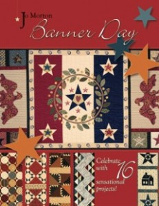 Banner Day by Jo Morton