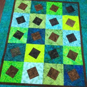 Highland Fling Quilt Kit