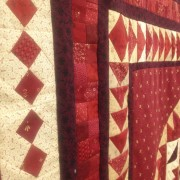 """A Prairie Gathering Quilt Kit By Pam Buda 88"""" x 100"""""""