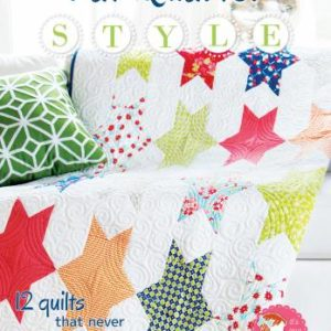 Fat Quarter Style: 12 Quilts that Never Go Out of Style from It's Sew Emma