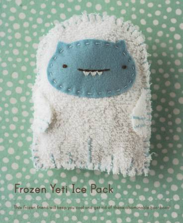 Stitch Love: Sweet Creatures Big & Small - Cute Kitties and Cows and Cubs and More...and a Yeti by Mollie Johanson