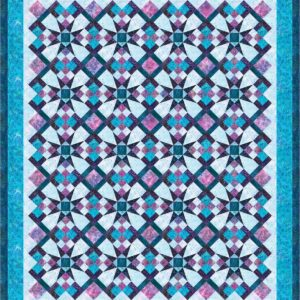 Celestial Magic in Robert Kaufman Batiks Queen Size Quilt Kit