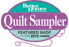Better Homes and Gardens Quilt Sampler Featured Shop